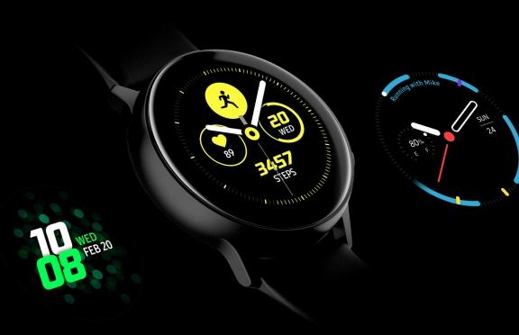 Обзор Samsung Galaxy Watch Active