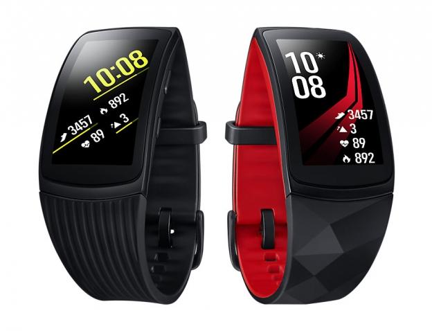Samsung Gear Fit 2 Pro обзор