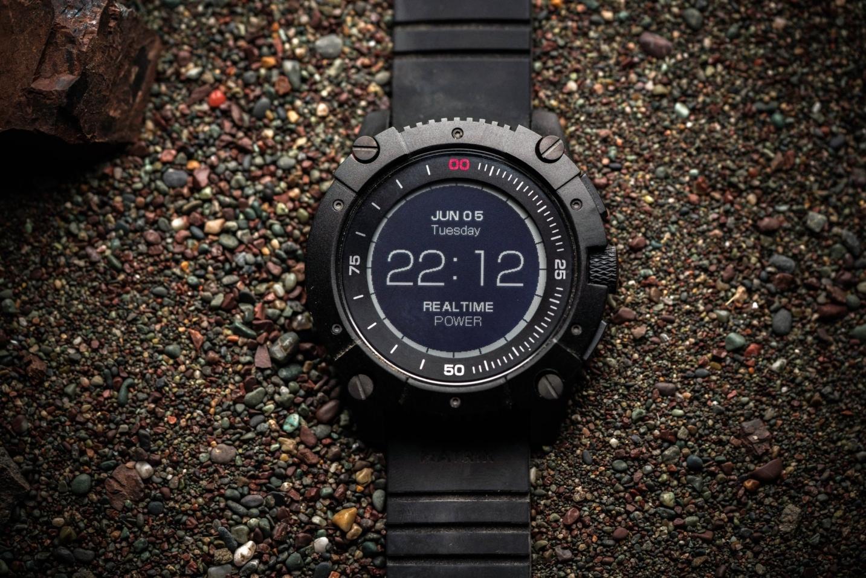 MATRIX PowerWatch X: умные часы, которые работают от тепла человеческого тела