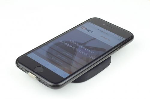 Беспроводная зарядка для телефонов Android не оснащенных беспроводной зарядкой