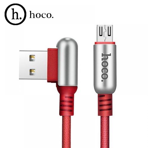 SB кабель micro HOCO U17 1,2 м Цвет: Красный