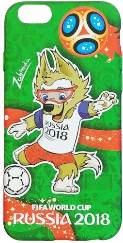 Чехол для Iphone 6 Чемпионат Мира по футболу Russia 2018