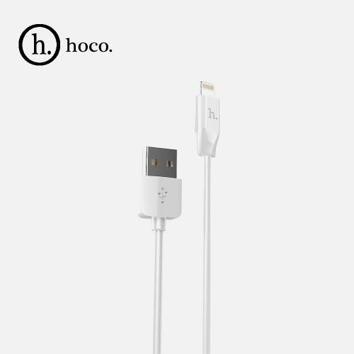 USB кабель Hoco X1 для Apple 1м Цвет: Белый