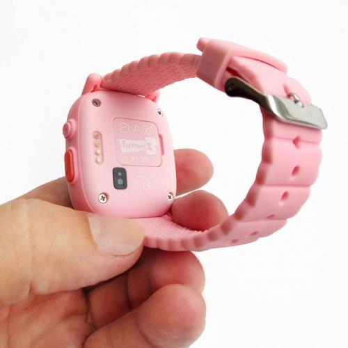 Elari FixiTime 3 - детские умные часы с функцией слежения