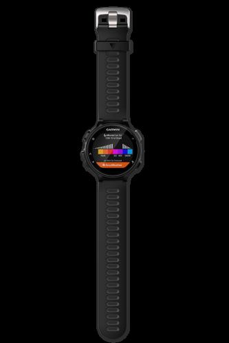 Garmin Forerunner 735XT HRM-Run черно-серые