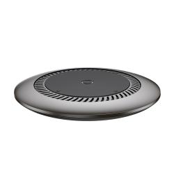 Беспроводное зарядное устройство Baseus Whirlwind Black CCALL-XU01 с вентиляцией