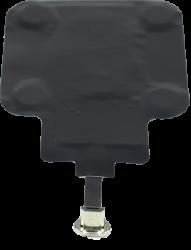 Ресивер с центровкой для беспроводной зарядки